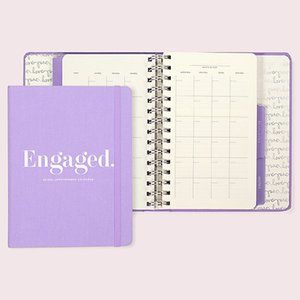 Kate Spade Engaged Bridal Appointments Calendar